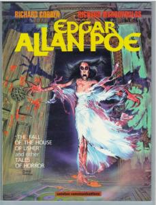 Edgar Allan Poe - Fall of the House of Usher and other Stories SC 1985 VF- (7.5)