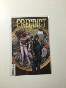 The Precinct #2 (2016) HPA