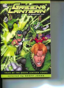 Green Lantern In Brightese Day-Geoff Johns-TPB- trade