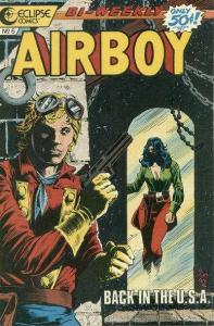 Airboy (1986 series) #6, NM- (Stock photo)