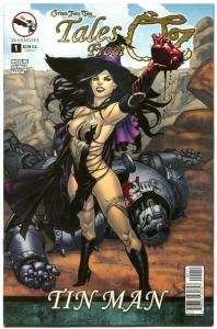 GRIMM FAIRY TALES, TALES From OZ #1 A, NM, Dorothy, 2014, more GFT in our store