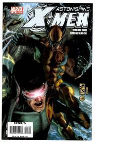 5 Astonishing X-Men Marvel Comic Books # 25 26 27 28 29 Wolverine Cyclops BH21