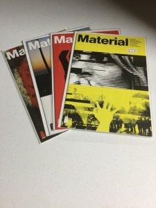 Material 1-4 Nm Near Mint Image Comics