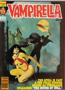 Vampirella Magazine #96 (May-81) NM- High-Grade