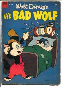 Li'L Bad Wolf-Four Color Comics #564 1954-Dell-Walt Disney-VG