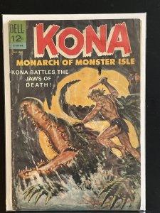 Kona #11 (1964) Silver Age