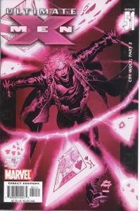 Ultimate X-Men #51 VF/NM; Marvel | save on shipping - details inside