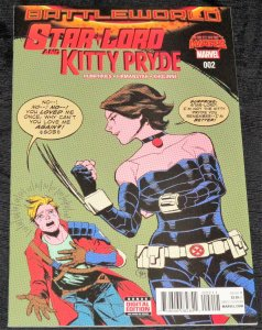 Star Lord and Kitty Pryde #2 -2015