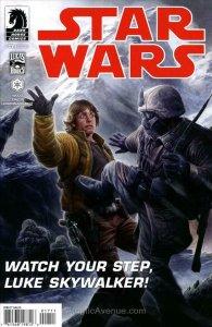 Star Wars (Dark Horse, 2nd Series) #17 VF; Dark Horse | save on shipping - detai