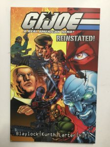 G.i. Joe Reinstated Tpb Softcover Sc Near Mint Nm Image