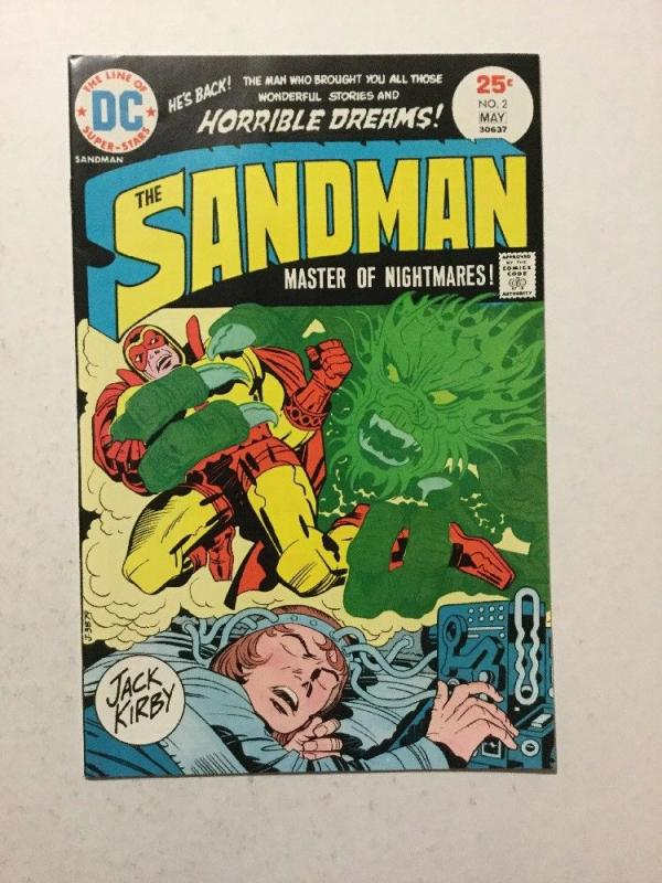Sandman 2 NM Near Mint