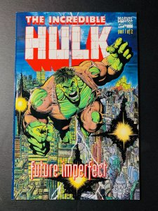 Incredible Hulk, (The) :Future Imperfect 1 - 1st app & 1st Origin Maestro - NM