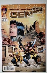 Gen 13 Bootleg #13 (1997) Wildstorm  Comic Book J756