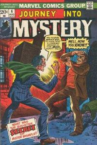 Journey into Mystery (1972 series) #6, VF- (Stock photo)