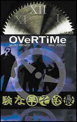 Overtime #1 VF; Cyberosia | save on shipping - details inside