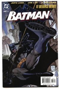 BATMAN #608 JIM LEE-HUSH STORYLINE-DC-2002 NM-