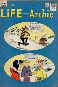 Life with Archie (1958 series) #26, Good- (Stock photo)
