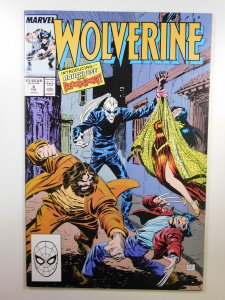 Wolverine #4 (1989) VF/NM
