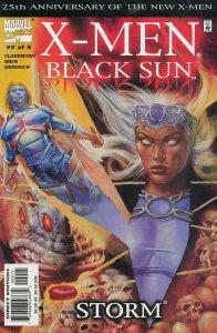 Black Sun: X-Men #2 VF/NM; Marvel | save on shipping - details inside