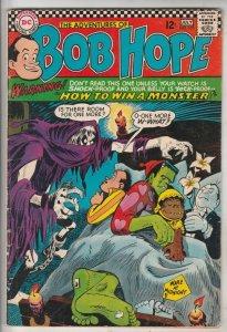 Bob Hope #105 (Jul-67) FN/VF Mid-High-Grade Bob Hope