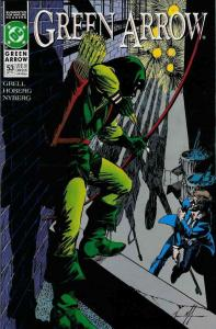 Green Arrow #53 VF/NM; DC | save on shipping - details inside