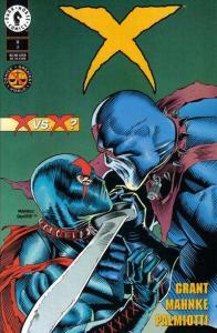 X (1994 series) #2, NM- (Stock photo)