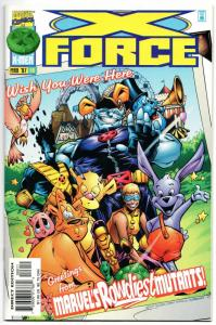 X-Force #66 (Marvel, 1997) NM