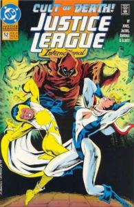 Justice League Europe #52, NM (Stock photo)