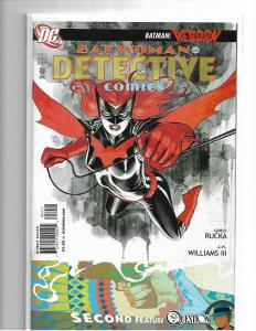 Detective Comics #854 - NM 1st Alice Appearance! Batwoman Solo Story ~ DC Comics