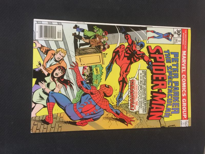 peter parker the spectacular spider man #1VFN/NM $45.00