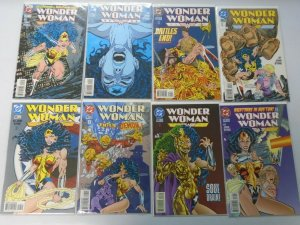 Wonder Woman lot 29 different issues from #101-224 8.0 VF (1995-2006 2nd Series)
