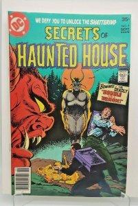 SECRETS OF HAUNTED HOUSE (1977) #7 VF/NM Comic Book