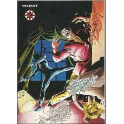 1993 Valiant Era SHADOWMAN #3 - Card #85