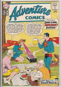 Adventure Comics #297 (Jun-62) VG+ Affordable-Grade Superboy