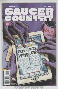 SAUCER COUNTRY (2012 DC) #13 NM