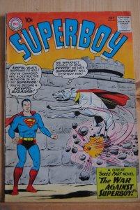 Superboy #83 1st  app. Bizarro Krypto  1960