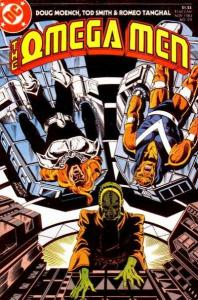Omega Men (1982 series) #20, NM- (Stock photo)