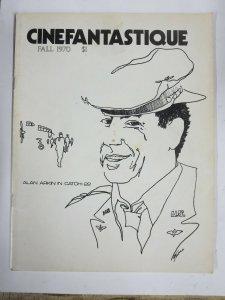 CINEFANTASTIQUE V 1# 1 Fall 1970 VG classic first
