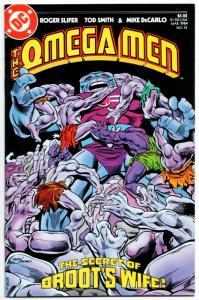 Omega Men #12 (DC, 1984) VF