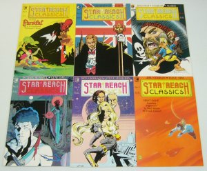 Star Reach Classics #1-6 VF/NM complete series - starlin/chaykin/neal adams/sim