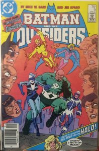 Batman and the Outsiders #9 VF