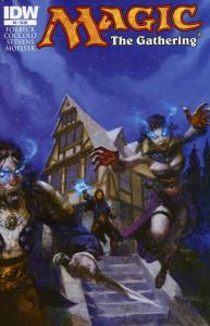 Magic the Gathering #3 VF/NM; IDW   save on shipping - details inside