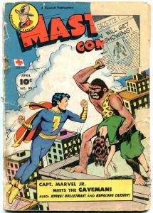 Master Comics #90 1948- Captain Marvel Jr- Bulletman Nyoka POOR