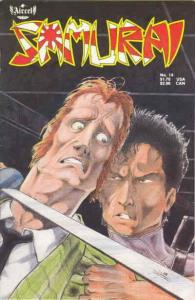 Samurai #14 FN; Aircel | save on shipping - details inside