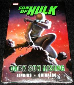 Son of Hulk Dark Son Rising Hardcover Graphic Novel (Marvel) - New/Sealed!