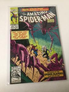 The Amazing Spider-Man 372 Nm Near Mint Marvel