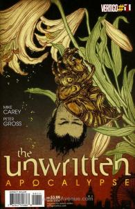 Unwritten, The: Apocalypse #1 VF/NM; DC/Vertigo | save on shipping - details ins