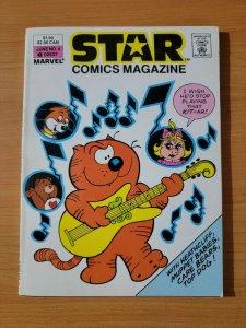 STAR Comics Magazine Digest #4 ~ NEAR MINT NM ~ 1987 Marvel Comics