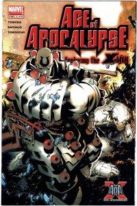 Age  of Apocalypse #2 - X-Men - NM+