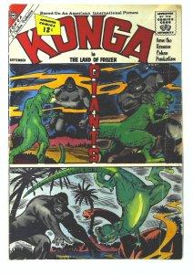 Konga #8, VG+ (Actual scan)